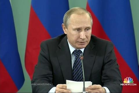 Vladimir Putin Promises Cooperation in Russian Doping Investigation