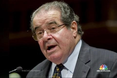 Influential Conservative Supreme Court Justice Antonin Scalia Dead at 79