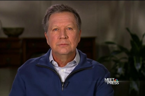 Kasich on Next Supreme Court Choice: Let the People Have a Say