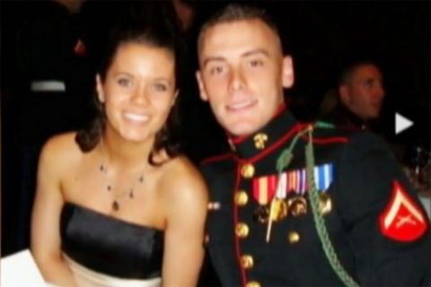 Fallen Marine's Medals Stolen