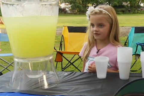 Lemonade Made With Love, For a Good Cause