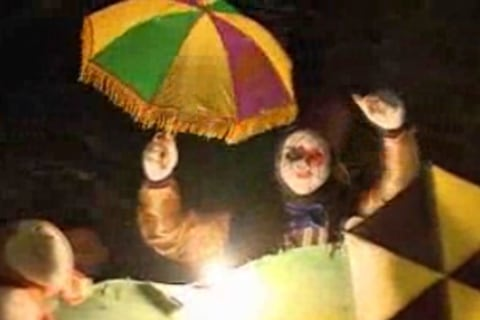 Mardi Gras Celebrations Underway