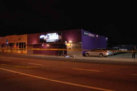 Tampa Nightclub Shooting Kills One