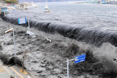Flashback: Disaster in Japan