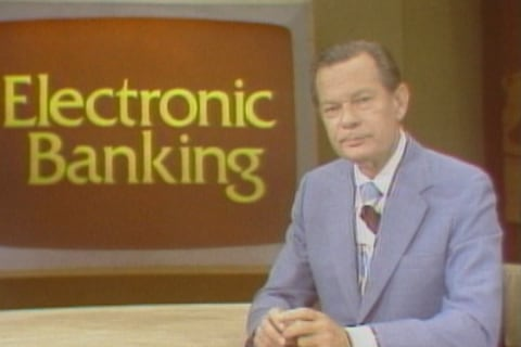 What It Was Like Before ATMs and Online Banking