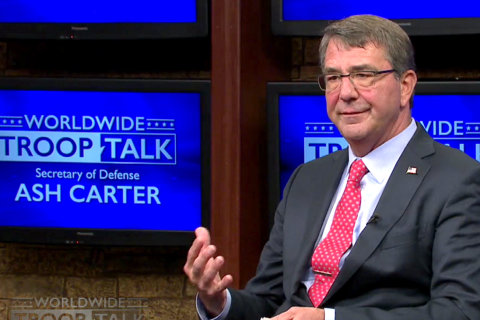 Carter: U.S. Can Beat ISIS Alone But Plan Still Includes Local Fighters