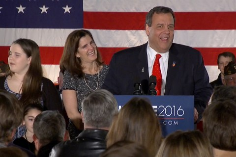 Chris Christie Going Back to N.J. to 'Take a Deep Breath'