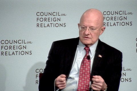 Clapper Expands on Number of Americans Who Have Tried to Join ISIS