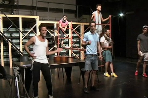 In Havana, 'Rent' Rehearsals for 1st Broadway Musical in 50 Yrs
