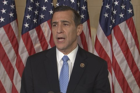 Darrell Issa Says GOP 'Shocked' Over McCarthy's Decision