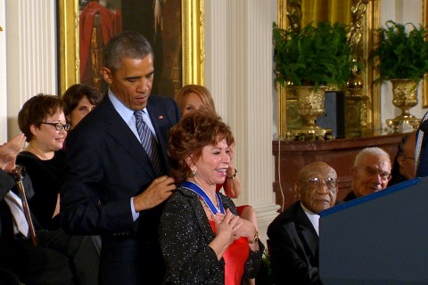 Allende, Roybal Receive Medal of Freedom