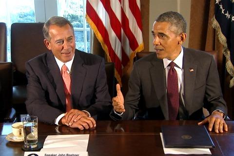 Obama Congratulates Boehner on Ohio State Victory