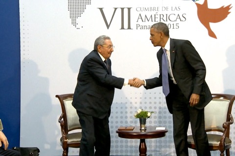 Obama: It Is Important for U.S.to Engage Directly With Cuba