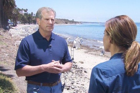 CEO on Oil California Oil Spill: We're Committed to Restoring Environment