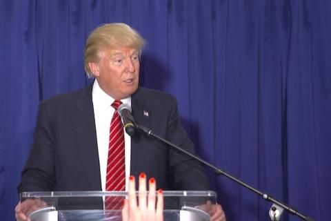 Trump on Taxes: My Hedge Fund Friends Don't Pay Fair Share