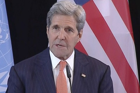 Kerry: US, Russia Agree to Cessation of Hostilities in Syria