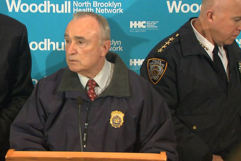 Two NYPD Cops 'Assassinated' in Brooklyn