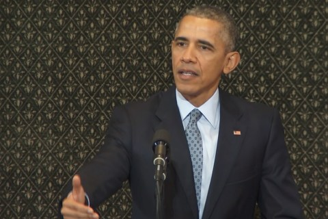 Obama Reminisces at Illinois Assembly: 'We Were Willing to Forge Compromises'