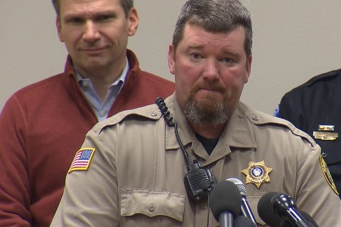 Sheriff Dave Ward: I'm Proud of Every Person in this Community'