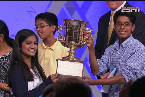 National Spelling Bee Ends In Tie For Second Straight Year