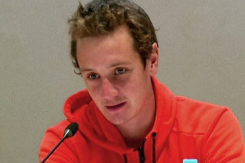 Gold Medallist Swimmer Alistair Brownlee: Try to 'Limit Problems'