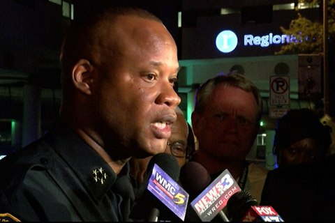 'All Lives Matter,' Says Memphis Cop After Fellow Officer is Killed