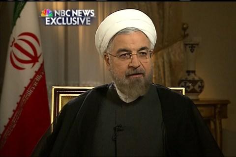 President of Iran: ISIS Wants to 'Kill Humanity'