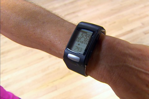 Fitness Trackers Motivate an Exercise Movement