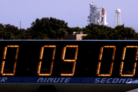 Cape Canaveral Countdown Clock to be Replaced