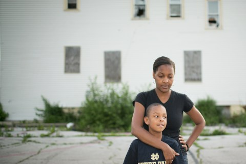 A Chicago Mother's Vigilance Against Violence