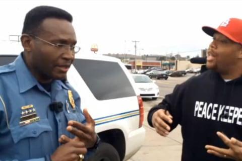 Ferguson Anxiously Awaits Grand Jury's Decision
