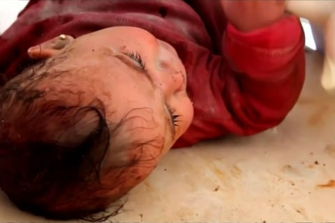 More Syrian Children Becoming Casualties of 5-Year Long Civil War