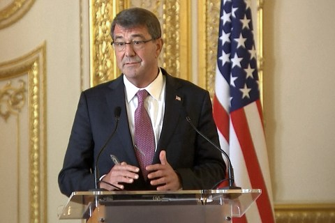 Ash Carter: U.S. Looking to Improve Policy of Arming Syrian Groups