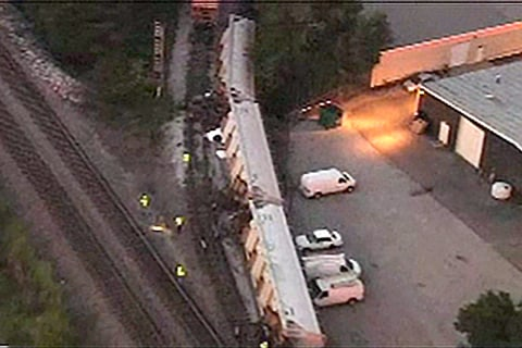 Another CSX Train Involved in Tennessee Derailment
