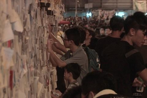 Check Out Hong Kong's Democracy Wall