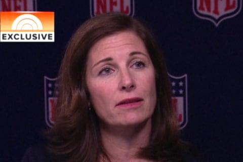 NFL's Senior Adviser Lisa Friel Talks About Changing Policy