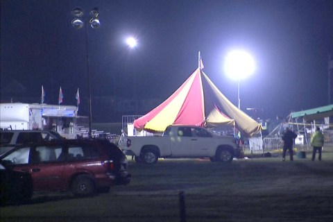 Two Dead in New Hampshire Circus Tent Collapse
