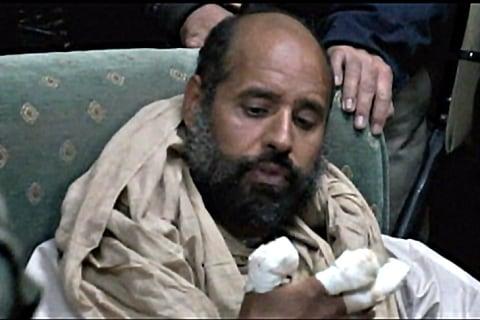 FROM NOVEMBER 19, 2011: Seif al-Islam Captured by Zintan Brigade