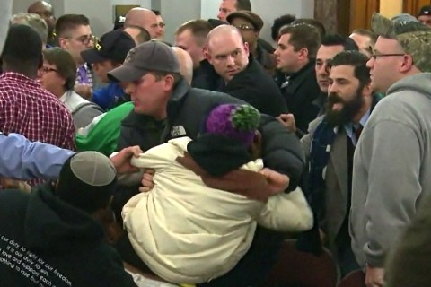 Tempers Flare in St. Louis at Police Oversight Proposals