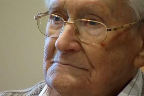 'Accountant of Auschwitz' Oskar Groening Appears in German Court