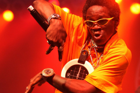 Flavor Flav to Face Las Vegas Judge in DUI, Speeding, Pot Case