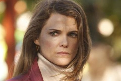 Why Keri Russell Invited a 'Badass' to Son's Birthday Party