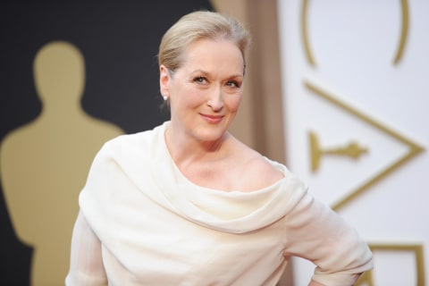 Meryl Streep on All-White Film Jury: 'We're All Africans Really'