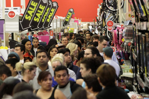 U.S. Core Retail Sales Rebound Solidly in January