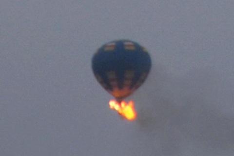 Hot Air Balloon Struck Power Line While Landing: NTSB
