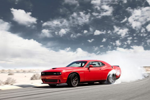 Fooling the Forecasters, Muscle Cars Rule the Road Again