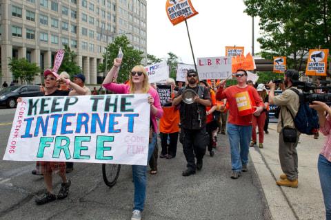 Net Neutrality: How Open-Internet Activists Won Big