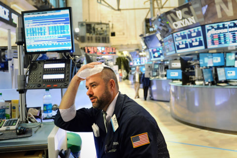 Male Hormones Heighten Stock Traders' Appetite for Risk: Study
