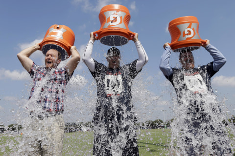 Splash Bucks: Ice Bucket Challenge Still Streaming Funds to ALS