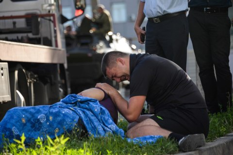 Death Toll in Ukraine Fighting Jumps to 2,593: U.N. Rights Official